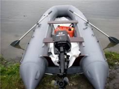 Лодка Флагман 380IGLA (для мелководья) скидка под заказ