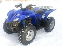 Yamaha Wolverine, 2007