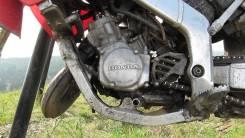 Honda CR 125, 2001
