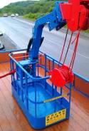 Люлька (корзина) для высотных работ новая прочная.