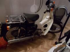 Honda Super Cub 90, 2002