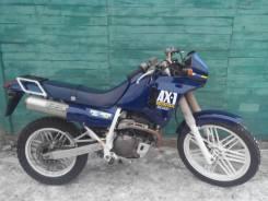 Honda AX-1, 2000