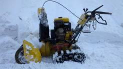 Ручной шнекоротор (снегоуборочник)