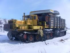 Кировец к 701 (снегоболотоход)