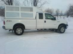 Ford F-250, 2007