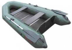 """NEW Лодка """"Тайга-290-к"""" КИЛЬ  ТУТ"""