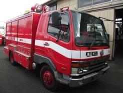 Пожарная машина под птс