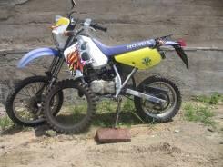 Honda CRM 50, 2001