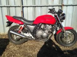 Honda CB 400SF. 398куб. см., исправен, птс, без пробега