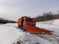Комбинированная дорожная машина на базе Камаз 65115