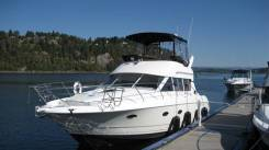 "Продается моторная яхта ""Silverton 362 Sedan Cruiser""."