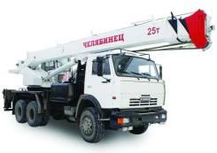 МАЗ Челябинец КС-55732, 2013