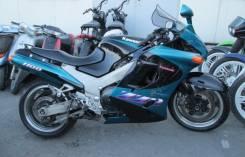 Kawasaki ZZR1100, 1999