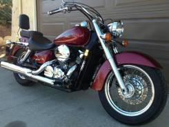 Honda Shadow Aero, 2005