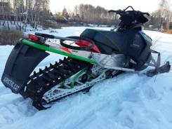 Arctic Cat M 1100, 2012