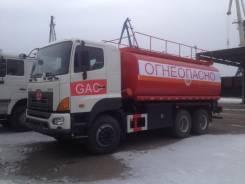 Топливозаправщик GAC700  (HINO), 2013