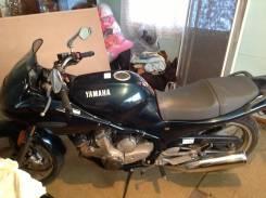 Yamaha diversion, 1996