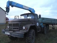 Самопогрузчик на базе ЗИЛ-131
