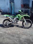 Kawasaki kx250f, 2008
