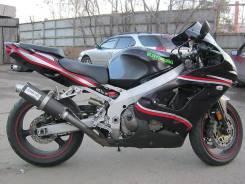 Kawasaki Ninja ZX-9R, 2000