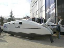 Парусно-моторный катамаран Indigo 920. Длина 9,20м., 2018 год год. Под заказ