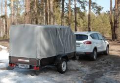 Прицеп Тайга2 для снегохода R-15(Владивосток)