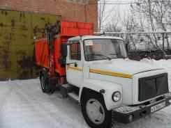 Продам мусоровоз КО-440-2 на базе ГАЗ 3309 (дизель)