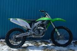 Kawasaki KX 450F, 2009