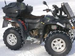 Stels ATV 500K, 2011