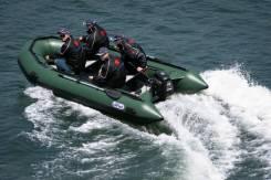 Лодка ПВХ SVAT ZYA420 дно пайольное деревянное, гарантия 2 года