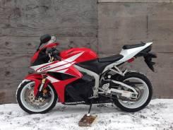 HONDA CBR 600 RR, 2012