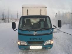 Изотрмический фургон Toyota Toyoace