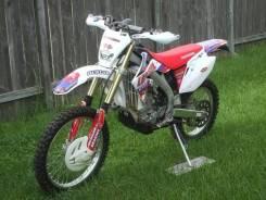 Honda CRF 450X, 2008