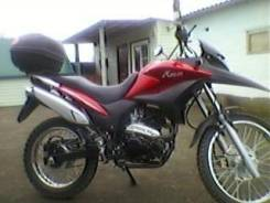 Мотоцикл RAKER  RC200- GY8, 2013