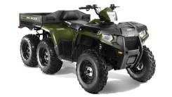Polaris Sportsman Big Boss 6x6 800, 2014