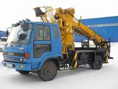 Продаётся автобуровая Isuzu Forward Aichi D705 1992 г. в. бп по РФ