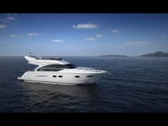 Моторная яхта Princess 43 от официального представителя верфи