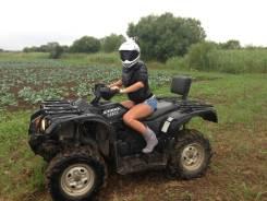 Stels ATV 500, 2012