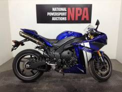 Yamaha R1, 2012