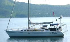 Крейсерская парусная яхта Catalina 380. Длина 12,00м., 2001 год