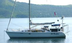 Крейсерская парусная яхта Catalina 380