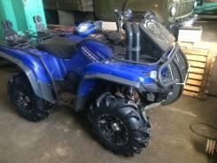 Yamaha Grizzly 700, 2010
