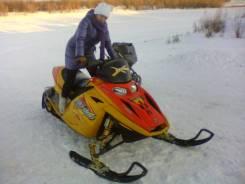BRP Ski-Doo MXZ X-RS 800, 2004