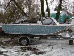 Продается водометная лодка Аквамакс - R450 Jеt