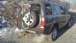 Стекло лобовое на Land Rover Freelander 1