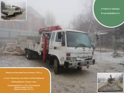 Эвакуатор бортовой Isuzu Forward, 5 т., 1993 г. в.