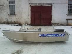 Лодка Wyatboat - 430M