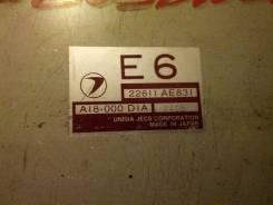 Блок управления ДВС Subaru Forester, SF5, EJ20