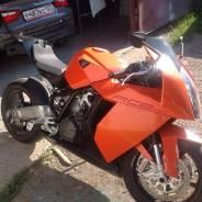 KTM 1190 RC8, 2010