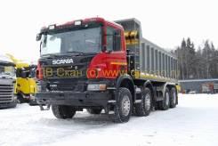 Scania P400CВ8x4EHZ (5333542), 2013